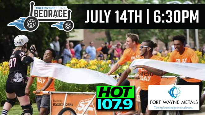 Three Rivers Festival Bed Race | July 14th 6:30pm